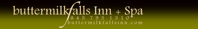 Buttermilk Falls Inn & Spa, Milton NY