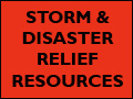 Storm & Disaster Relief Resources, NYS