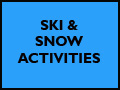 Ski and Snow Activities in Ulster County and Mid-Hudson Valley, NY